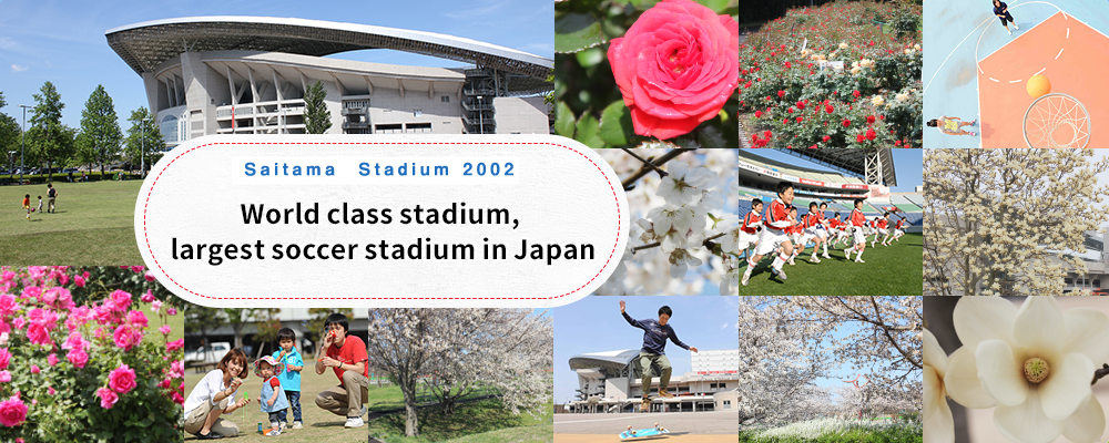 world class stadium, largest soccer stadium in Japan